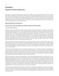 Research Problem Statement Appendix I Research Problem Statements Monitoring Scour Critical