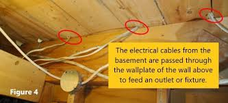 how to locate electrical wires behind