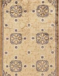 antique silk chinese rug bb6891