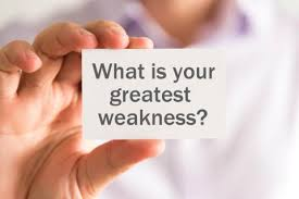 what is your weakness interview question how to answer what are your weaknesses robert half uae