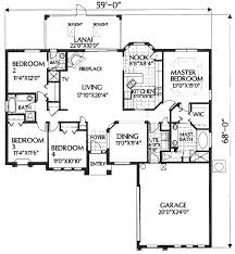 vibrant idea 2000 sq ft mediterranean house plans 15 home act