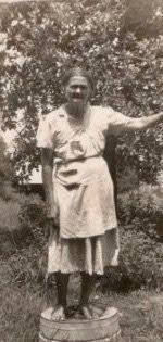 Willie Louella Pate Loggains (1884-1973) - Find A Grave Memorial