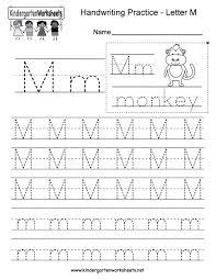 Free Printable Handwriting Worksheets | Homeschooldressage.com