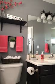 Image Cute Grey Tips Add Style To Small Bathroom Bathroom Pinterest Bathroom Small Bathroom And Home Decor Pinterest Tips Add Style To Small Bathroom Bathroom Pinterest