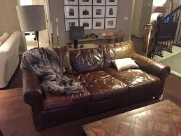 restoration hardware leather couch. Name: IMG_0545.jpg Views: 5346 Size: 1.36 MB Restoration Hardware Leather Couch