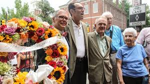 Honoring Philly pioneers who led way to same-sex marriage ruling - WHYY