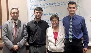 Two RTC students chosen to attend summit   News, Sports, Jobs - The  Intermountain