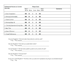 Template Questionnaire Word Site Survey Report Template