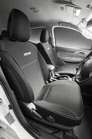 triton neoprene seat covers front