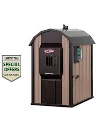 e classic outdoor wood furnace series