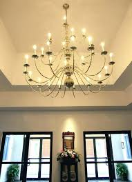 shocking how to replace recessed lighting with pendant lighting can light conversion chandelier converting recessed light to chandelier