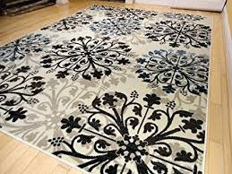 brown and cream area rugs black and brown area rugs stylish com premium modern rug