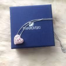 crystal necklace swarovski jewelry