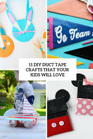 love duct tape. Diy Duct Tape Crafts That Your Kids Will Love Cover -