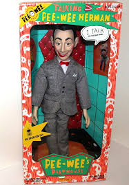Pee wee herman toy