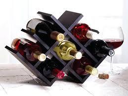 wine rack countertop metal home improvement cast wilson best racks