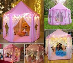 tent birthday decoration