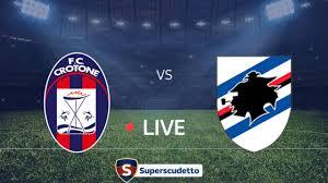 Crotone Sampdoria 1-3, doriani vittoriosi in rimonta: gol e highlights