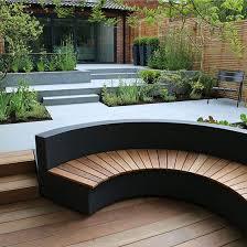 Circular Bench Seating Curved Bench Seating 15