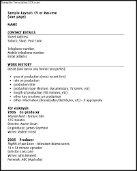 Blank Resume Forms To Print Free Blank Resume Templates To Print Printable Template Acting