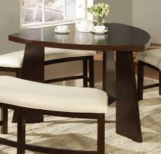 homelegance friendship circle dining table