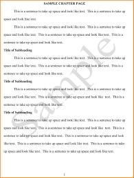 Executive Summary Apa Format 6th Edition Example Templates