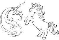 Disegni Da Colorare Unicorni