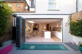 Extension Kitchen Victorian Style House Modern Refurbishment And Extension Design