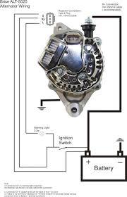 denso voltage regulator wiring diagram free arresting alternator 3 4 wire alternator not charging at 3 Wire Alternator Wiring Diagram And Resistor