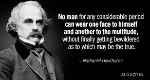 Nathaniel Hawthorne Quotes Inspiration TOP 48 QUOTES BY NATHANIEL HAWTHORNE Of 48 AZ Quotes