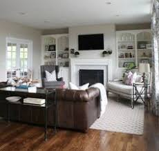 living room ideas leather furniture. furniture layout ideas balance and symmetry living room leather