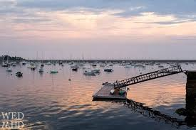 Floating On Sunset At Ladys Cove In Marblehead Marblehead