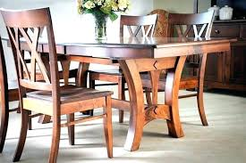 maple dining table and chairs best maple dining room table chairs look enchanting for your house