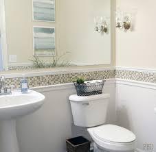 chair rail bathroom. Simple Chair Chair Rail Bathroom Mosaic Border E Great To Rail Bathroom L