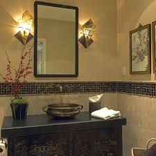 half bathroom ideas brown. 50 half bathroom ideas that will impress your guests and upgrade house brown h