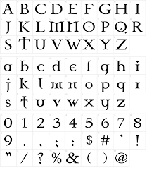 Download Garamond Celtic Garamond The 2nd Font Download