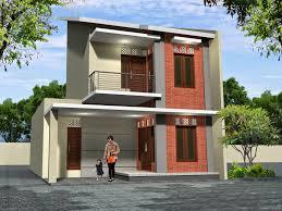 gambar desain rumah minimalis 2 lantai modern gambar rumah