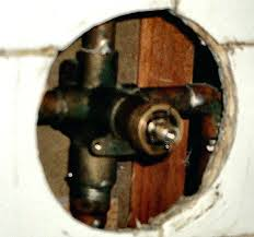 change shower faucets change shower valve inspirational how do i replace push pull shower valve repair