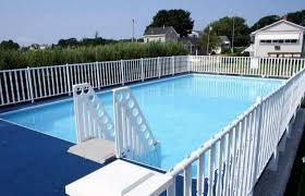 square above ground pool with deck. Above Ground Pool Deck Carpet With Square Type For Outside Decks D