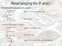 rearranging mathematical formulas formulae maths genie answers or transposing harder