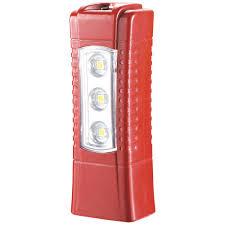 Red Led Emergency Lights Fs215 3 7v 1 2ah Red Rechargeable Led Emergency Light