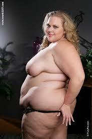 Christina curves blond bbw