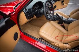 leather seat repair and maintenance for posh car interiors