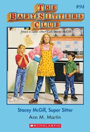Stacey McGill, Super Sitter   The Baby-Sitters Club Wiki   Fandom
