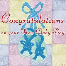 Baby Congratulations Sayings Boy New