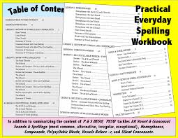 Phonics Patterns Magnificent PRACTICAL PHONICS Spelling Practical Worktext More Patterns