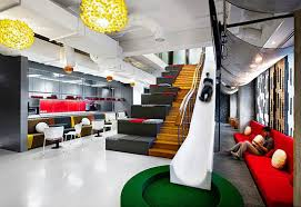 creative office interiors. Pretentious Inspiration Creative Office Interior Space Design Ideas Tips Cool Interiors Pinterest