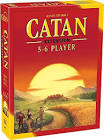 Asmodee Catan 5-6 Player Extension, 5th Edition