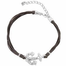 Купить Ожерелье «Anchored» <b>Серебряный</b> ручной работы в ...