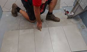dry lay the tiles before applying adhesive
